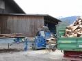 Brennholz für den Winter